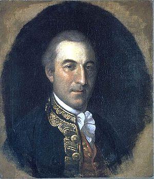 François-Jean de Chastellux - François Jean de Chastellux, portrait by Charles Willson Peale