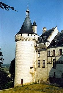 220px France Loir et Cher Chaumont sur Loire Chateau 01 Château de Chaumont