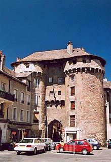 Marvejols Commune in Occitanie, France
