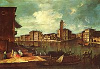 Francesco Guardi - Venice, The Grand Canal with San Geremia, Palazzo Labia, and the Entrance to the Cannaregio - Baltimore Museum of Art (2).jpg