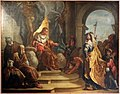 Francesco fontebasso, salomone e la regina di saba, 1736 ca, da povo (tn).jpg