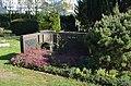 Frankfurt-Bergen, Friedhof, Grab Grün-Buchenhorst.JPG