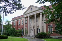 Franklin County Courthouse Greenfield