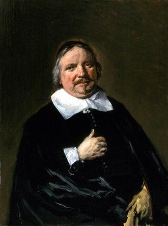 Portrait of a Man with a Beer Jug - Image: Frans Hals Guldewagen