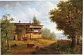 Franz Xaver Wieninger - Scene of Upper Austria near the Town of Steyr.jpg