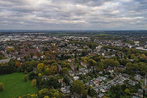 Frechen aerial photo 10 2017 img01