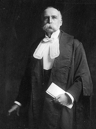 Manukau by-election, 1906 - Image: Frederic Lang
