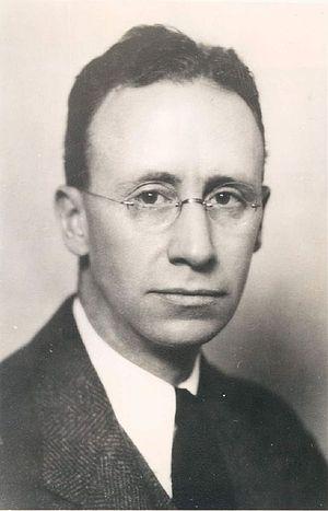 Frederick Lewis Allen - Frederick Lewis Allen in 1932