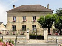 Fresnoy-la-Rivière (60), mairie, rue de l'Automne 2.jpg