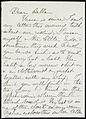 From Caroline Weston to Deborah Weston; ca. 1861 p1.jpg