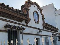 Barrio de ciudad jard n m laga wikipedia la for Barrio ciudad jardin madrid