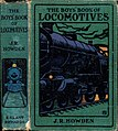Front cover and spine (Boys' Book of Locomotives, 1907).jpg