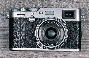 Fujifilm X100 - The 2017 released Fujifilm X100F