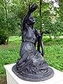GOC Letchworth 023 Statue of Sappho, Howard Park and Gardens (39331075990).jpg