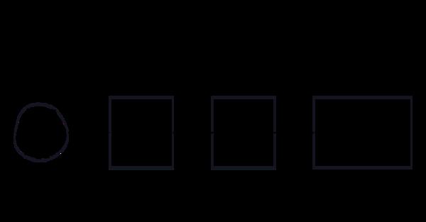 Institute Of General Semantics Silent And Verbal Levels Diagram Circa 1946