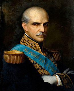 Gabriel García Moreno President of Ecuador