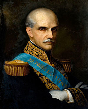 History of Ecuador (1830–1860) - Dr. Gabriel García Moreno, leader of the Provisional Government of Quito