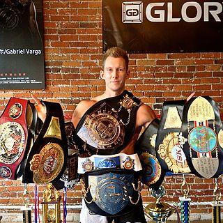 Gabriel Varga Canadian kickboxer