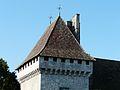 Gageac-et-Rouillac château Gageac tour est.jpg
