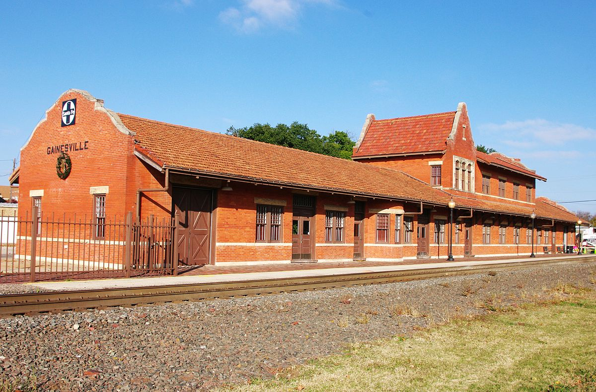 Gainesville Station Texas Wikipedia