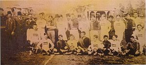 1911–12 Galatasaray S.K. season - Galatasaray SK vs Kolozsvári Vasutas Sport Club