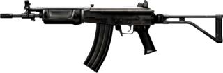 IMI Galil Family of Israeli automatic rifles