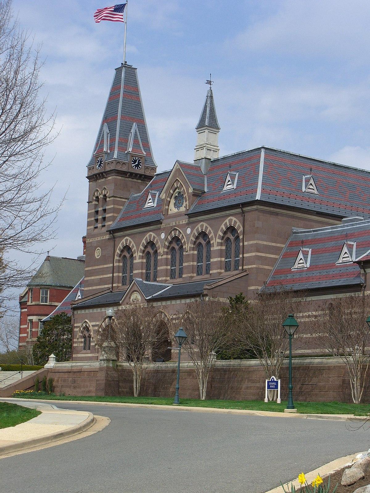 Gallaudet College Historic District - Wikipedia - photo#6