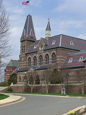 Gallaudet University - Chapel Hall