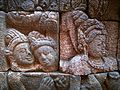 Gandavyuha - Level 3 Balustrade, Borobudur - 025 East Wall (8601415761).jpg