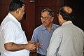 Ganga Singh Rautela Discusses With Arijit Dutta Choudhury And Sheikh Emdadul Islam - VMPME Workshop - NCSM - Kolkata 2015-09-07 2838.JPG