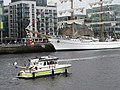 Garda Patrol Boat on the Liffey (geograph 3101480).jpg