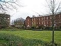 Garden within Peninsula Barracks - geograph.org.uk - 760717.jpg