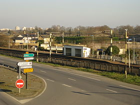 Image illustrative de l'article Gare de Saint-Jacques-de-la-Lande