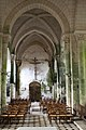 Gargilesse-Église Notre Dame Nef VDCr-20120429.jpg