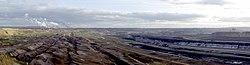 Garzweiler Tagebau 2008 - Aussichtspunkt.jpg