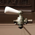 Gas faucet from nazi concentration camp IMG 1294.jpg
