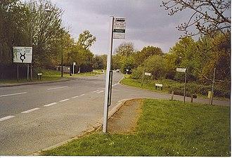 Cranleigh - Gaston Gate, Guildford Road, Rowly