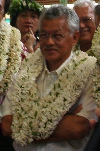 President of French Polynesia - Image: Gaston Tong Sang Marché Papeete