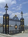 Gates to the Old Royal Naval College, Greenwich - geograph.org.uk - 663175.jpg