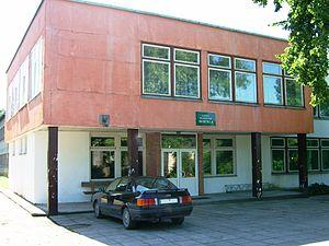 Tauragės rajono Gaurės pagrindinė mokykla