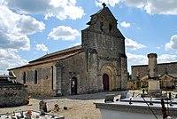 Gauriaguet église St Symphorizn 1.JPG