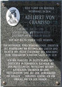 Gedenktafel am Haus Friedrichstraße235 in Berlin-Kreuzberg (Quelle: Wikimedia)