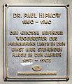 Gedenktafel Uferstr 2 (Gesbr) Paul Nipkow.jpg