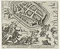Geldern gaat door verraad over aan de Spanjaarden, 1587.JPG