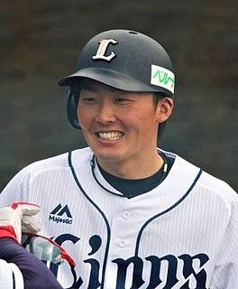 Sōsuke Genda baseball player (1993-)