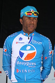 Yohann Gène French bicycle racer