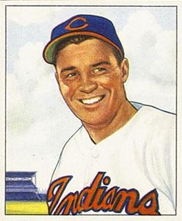 Gene Bearden American baseball player