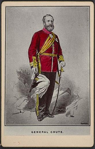 Trevor Chute - General Chute circa 1860