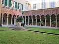 Genova, s. matteo, chiostro del 1308, 05.JPG