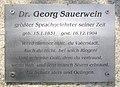 Georg Sauerwein Grabstein Gedenktafel-P1110546.jpg